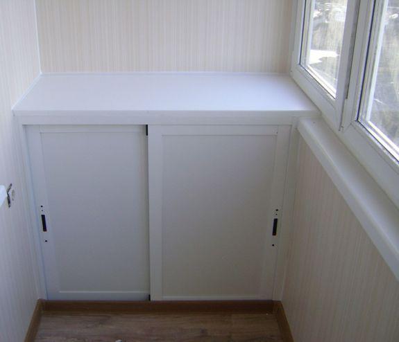 Внутренняя отделка лоджий и балконов своими руками