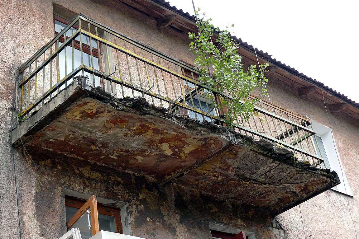 Нагрузка на балкон в сталинке. - оригинальные балконы - ката.