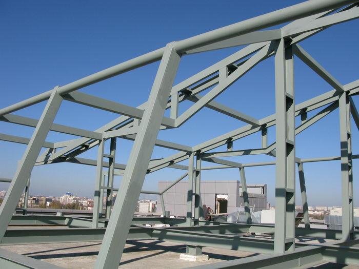 Производство и применение металлоконструкций
