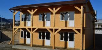 Каркасные дома из SIP